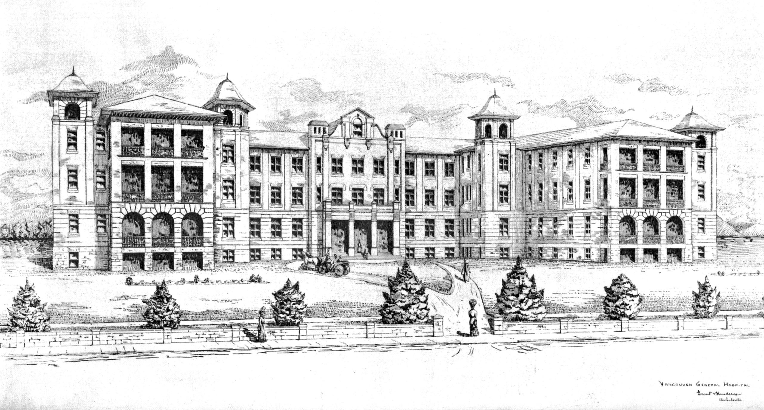 1904 rendering